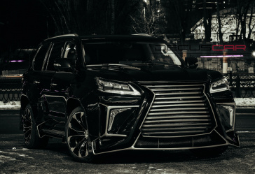 Lexus LX450D ''Verge WideBodykit''