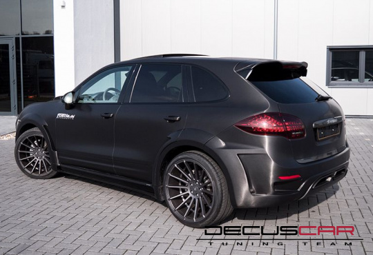 Обвес Hamann ''Guardian EVO''