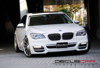 BMW 7-series F01/F02 Wald ''Black Bison''